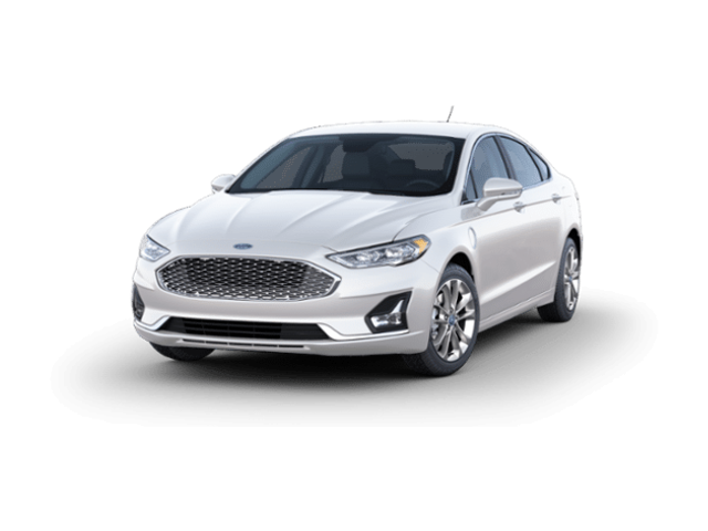 New 2019 Ford Fusion Energi Titanium Sedan in Beaverton, OR